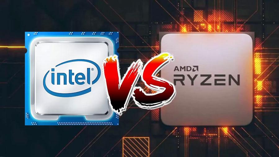 AMD در برابر اینتل